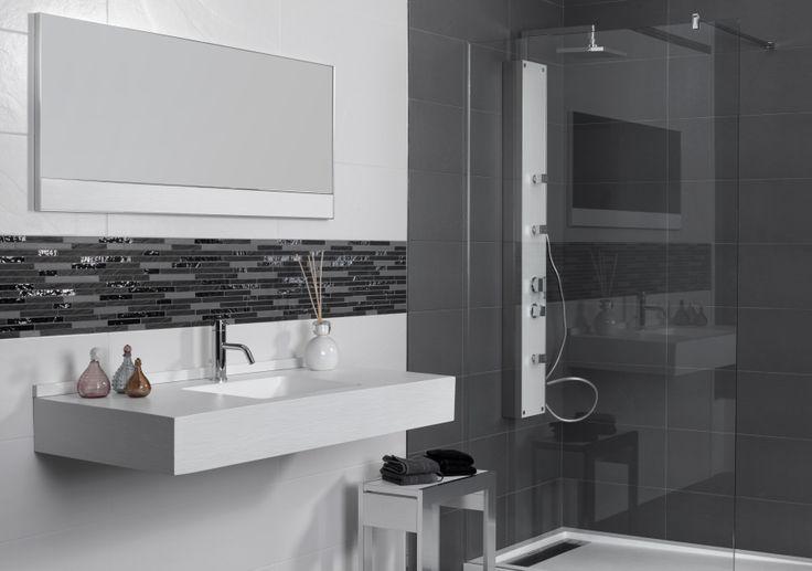 ... de notre Catalogue Carrelage Salle de bain 2014  Bathroom  Pinterest