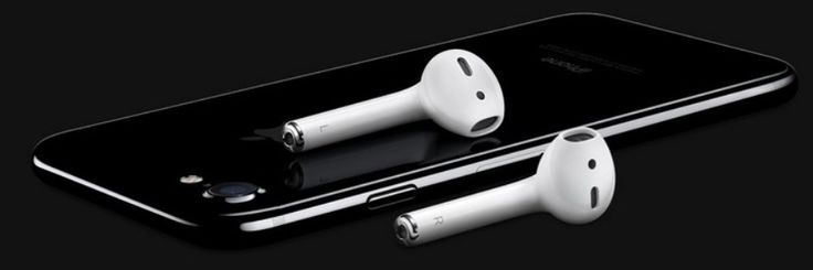 Air Pods Apple Inc. designed iPhone 7