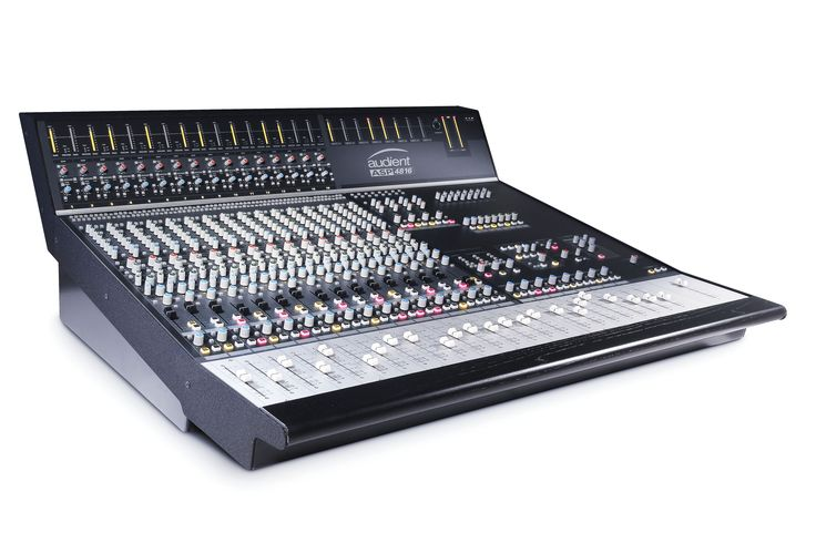 ASP4816 - Compact Analogue Recording Console | Audient