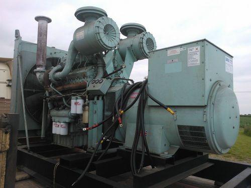 Perkins Markon 500 KvA Used Diesel Generators For Sale at www.generatorsukltd.com  Call us on 0044 121 711 7421 or email us on sales@generatorsukltd.com