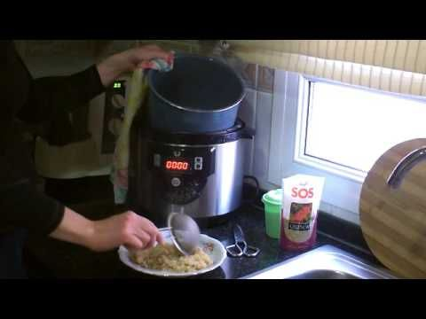 Cocer quinoa en olla GM F - YouTube