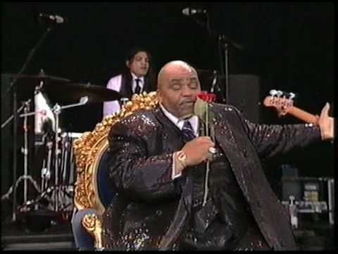 Solomon Burke - Don't Give Up On Me....LOVE