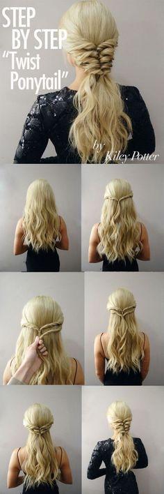 50+ coole Zöpfe, die eigentlich einfach sind – Hair