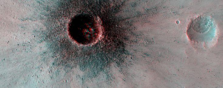 Ces 12 dernières années, la NASA a publié plus de 50 000 nouvellesphotos de Mars prises par la caméra HiRISE embarquée dans la sonde spatiale Mars Reconnaissance Orbiter (MRO). Les images les plus…