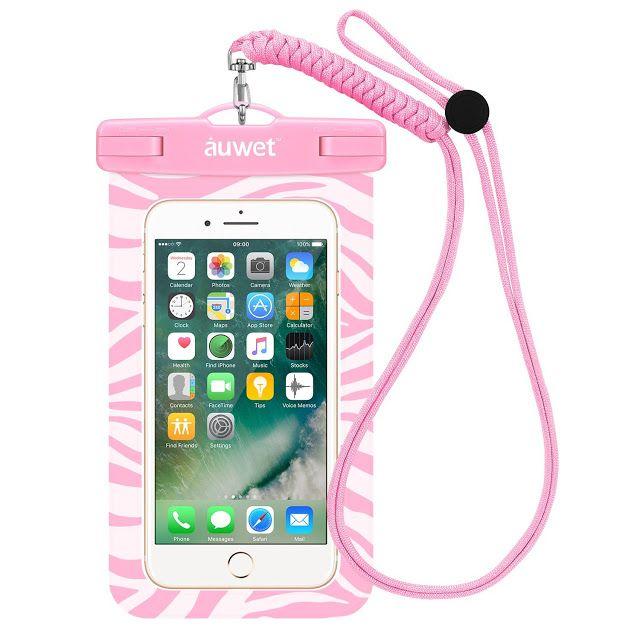 Custodia Impermeabile Auwet  per smartphone