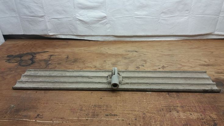 "Bull Float , Tilt Bracket Cement Concrete Tool 48"" | Business & Industrial, Light Equipment & Tools, Hand Tools | eBay!"