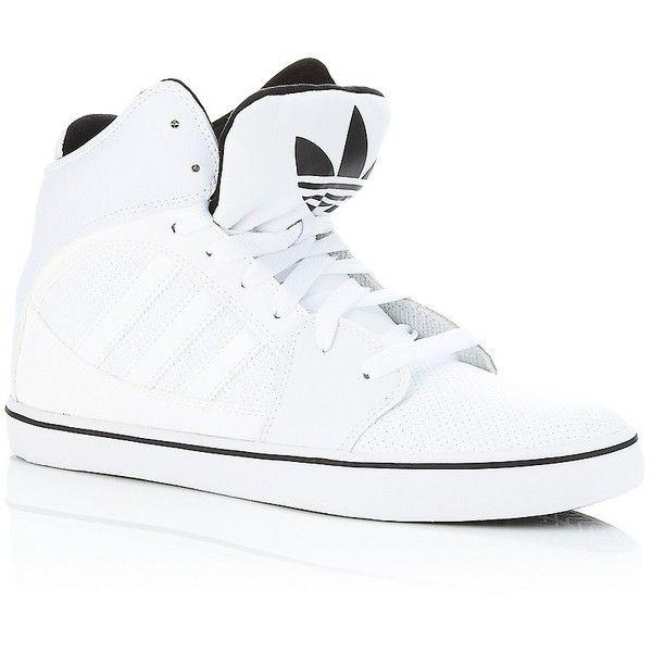 Adidas Originals Team GB Hillsdale Trainer ($30) ❤ liked on Polyvore