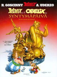 Asterix-sarjakuvat. Löytyy kaikista hintaluokista ja kirjakaupoista, kannattaa myös katsoa läpi antikvariaatit sillä sieltä löytyy edullisesti. Miulla ei oo yhtään Asterixia.