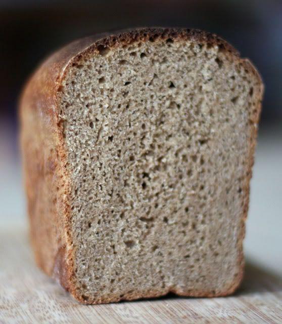 crucide: Житный хлеб