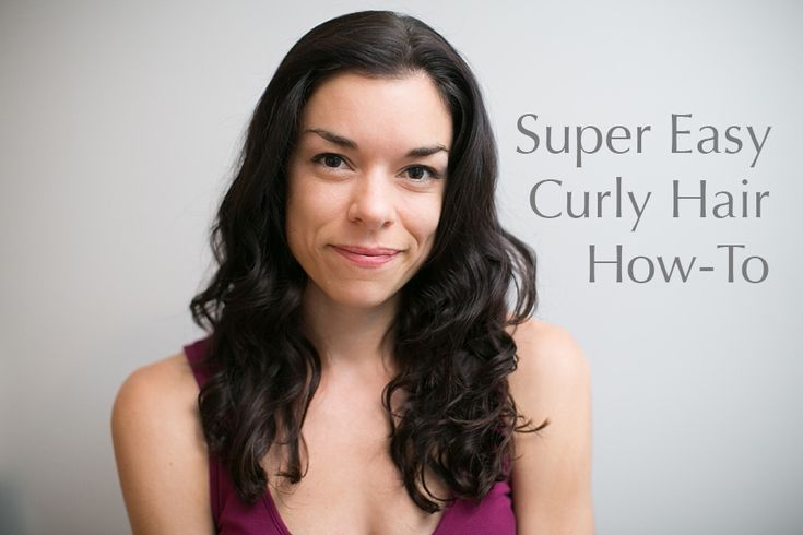 Curly Hair How-To ~ Easy Styling for Naturally Wavy Hair » A few tips that helped me figure out how to tame my frizz & curls! :)