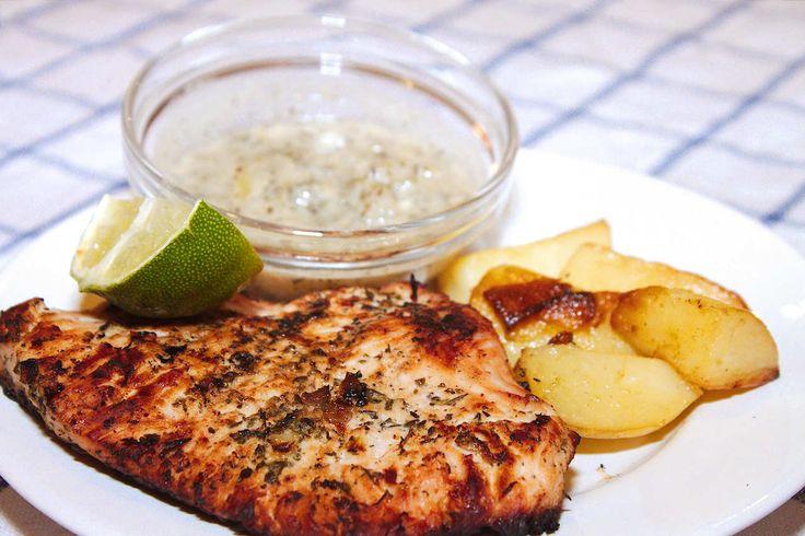 Grillezett pulykamell limeos pácban recept: Gyorsan elkészíthető, különleges pác recept, mely kifejezetten jól passzol a pulyka - vagy csirkemellhez. Serpenyőben megsütve is elkészíthető, de grillen az igazi. :)