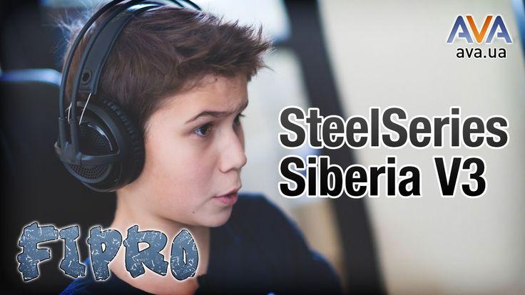SteelSeries Siberia V3  https://www.youtube.com/watch?v=ESuAftCja6U http://ava.ua/product/804457/SteelSeries-Siberia-V3/