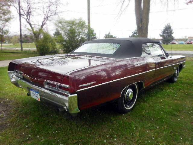 Triple Threat 1966 Pontiac Catalina Convertible Vintage Car Pics