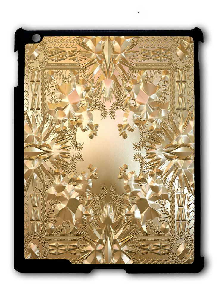 Jay Z Kanye West Album Cover Watch The Throne Ipad Case Available For Ipad 2 Ipad 3 Ipad 4 Ipad Mini And Ipad Air Kanye West Album Cover Kanye West Albums Ipad Mini