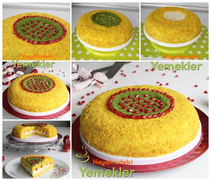 farklı pasta tarifleri