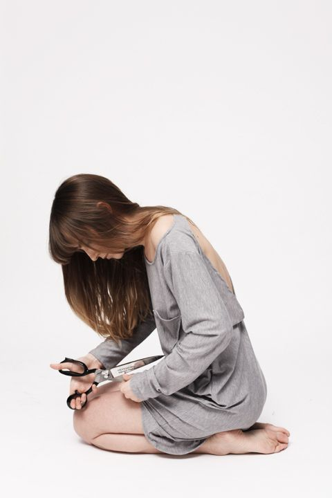 "HI-END ""triangle"" tunic 