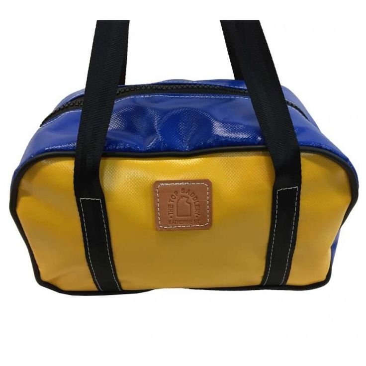 Small Vinyl Toilet Bag Bring the bathroom to the bush with one of these great toiletries bag. $44.95