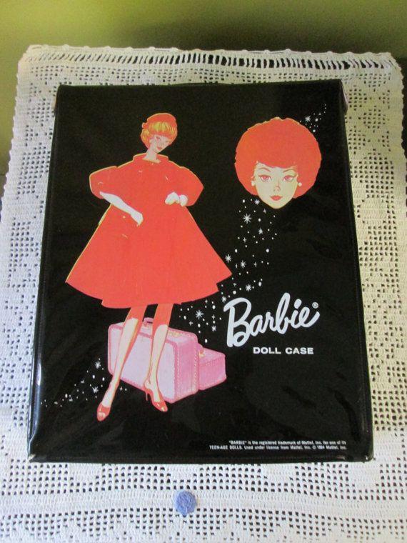 Vintage Valise pour Barbie 1964  /   Vintage Suitcase for