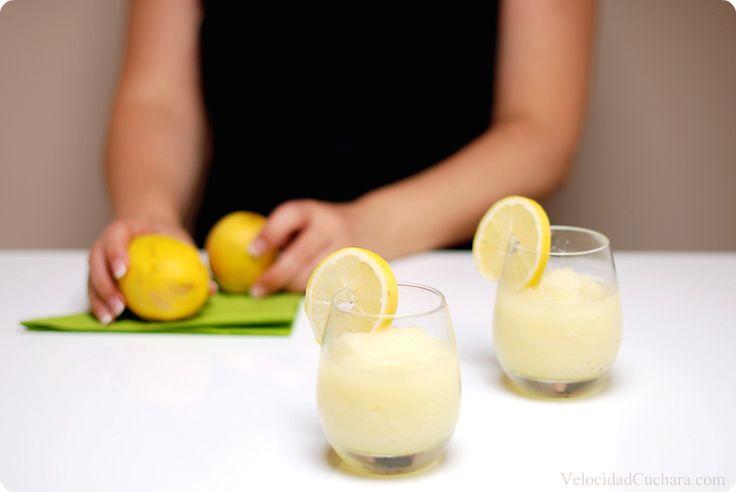 Sorbete de limon classico