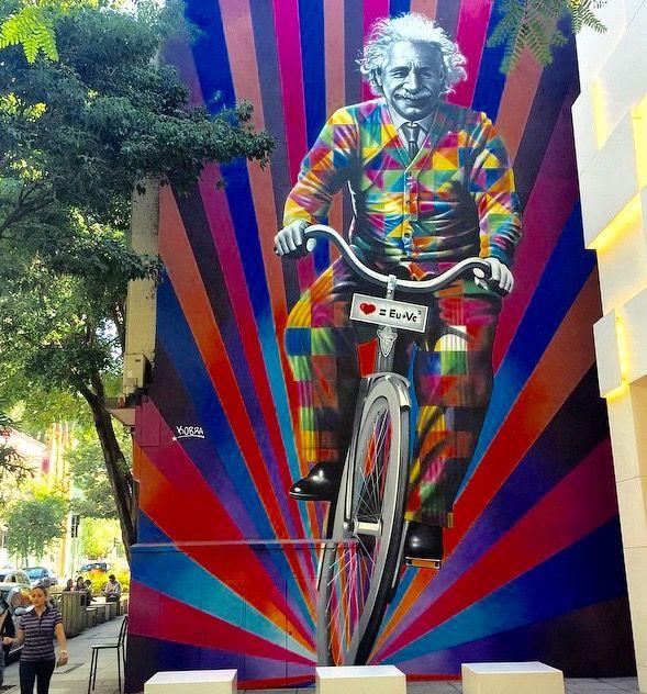 Eduardo Kobra - São Paulo, Brasil #StreetArt