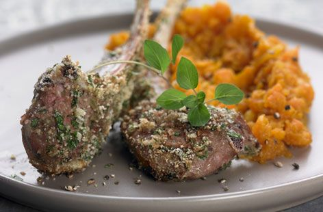 A simple Lamb chops with carrot purée recipe for you to cook a great meal for family or friends. Buy the ingredients for our Lamb chops with carrot purée recipe from Tesco today.