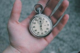 Time, Stopwatch, Clock, Hour, Minute
