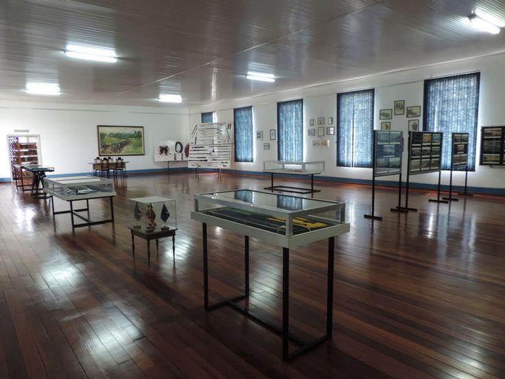 Memorial Marechal Mallet, Santa Maria-RS. Artilharia, Acervo histórico, Vagão Ferroviário.