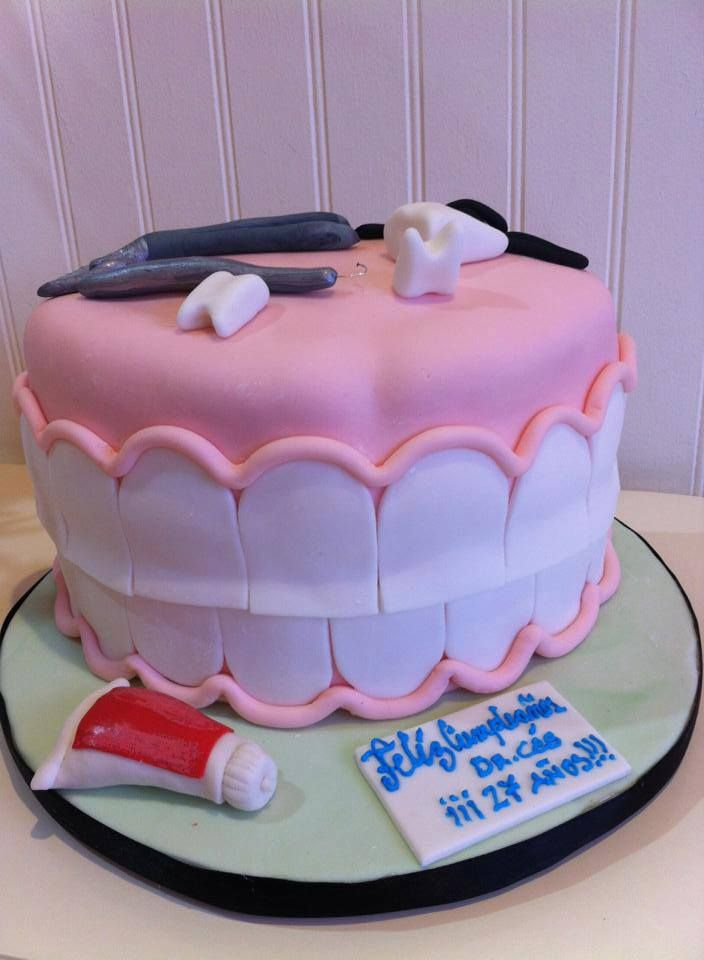 torta-para-dentistas.jpg (704×960)