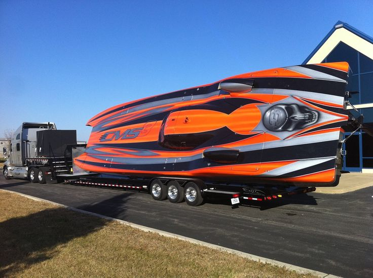 Cars For Sale In Lafayette La >> 57 foot trailers | 11' Boat Trailers http://tomnuessen.com/blog/2013/01/21/finished-mti ...