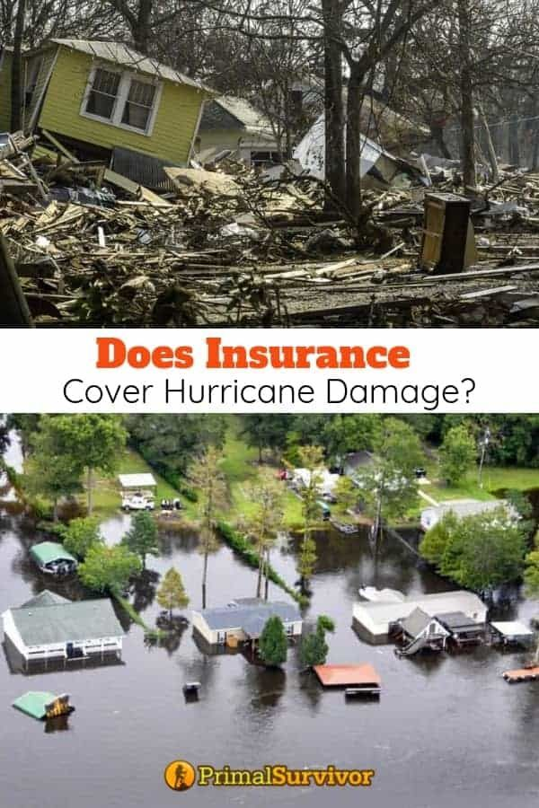Does Insurance Cover Hurricane Damage Hurricane Damage