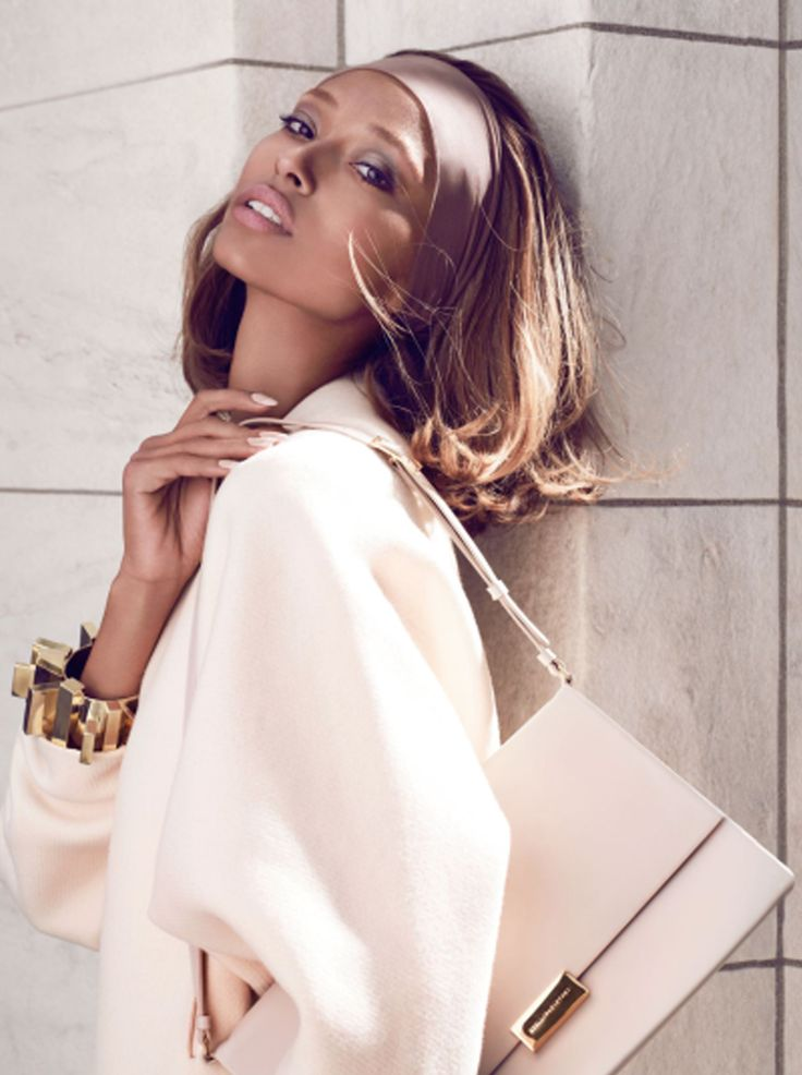 Anais Mali by Camilla Akrans for Allure Magazine August 2014 _