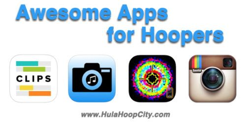 Awesome Apps for Hula Hoopers