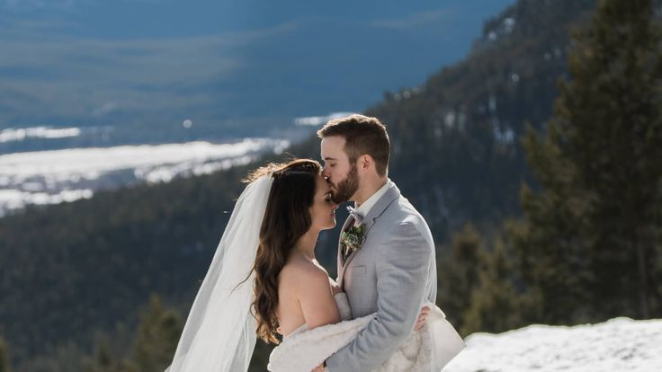 Alixandrea + Thomas - Fairmont Banff Springs Wedding - Alberta Wedding Videographer  http://www.parfaitweddings.com/