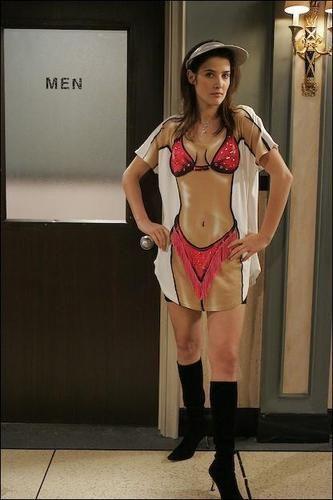 Robin scherbatsky bikini shirt #himym