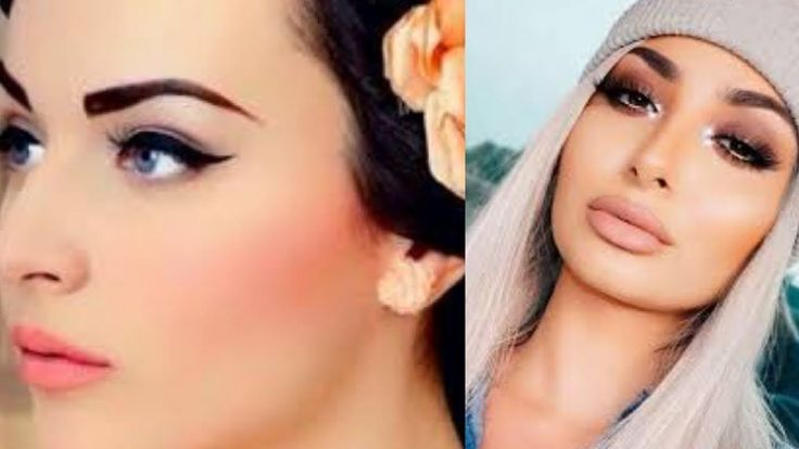 Everyday Natural Fall Makeup Tutorial  Soft Cut Crease Makeup Tutorial F... #cutcreasenatural