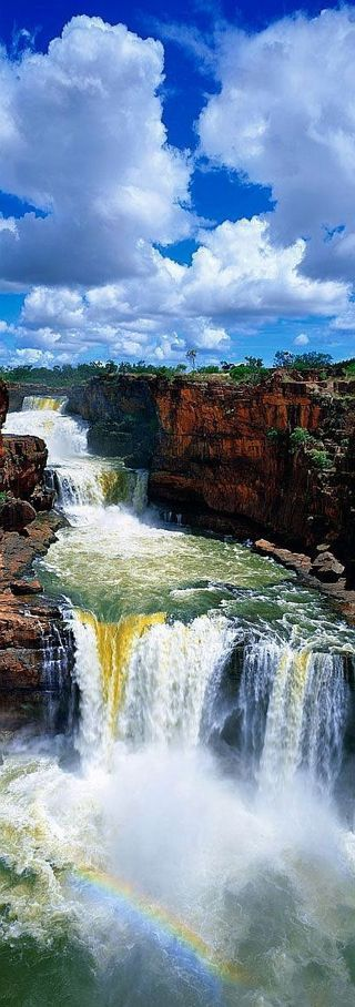Mitchell Falls, Kimberley, Australia