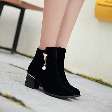 Zapatos rojos de punta redonda casual para mujer Alta calidad para la venta rWzGP