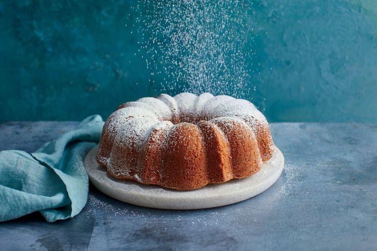 Classic Southern Pound Cake Recipe
