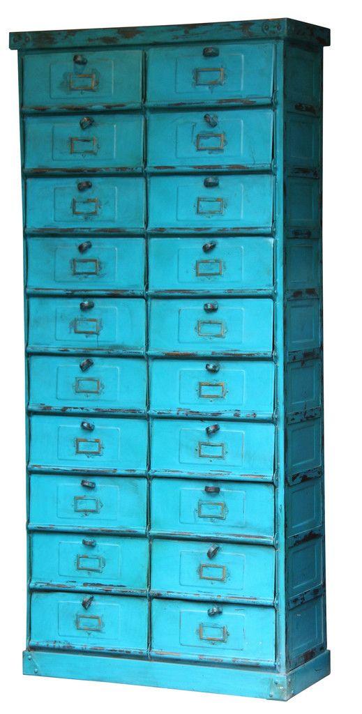 Postman 20 Door Cabinet