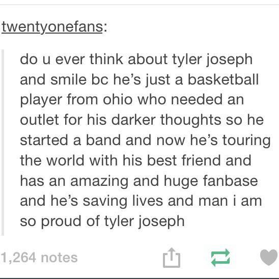 Tyler Joseph  -/