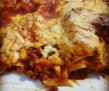 Recipe Easy Lasagna by naomi7 - Recipe of category Main dishes - meat