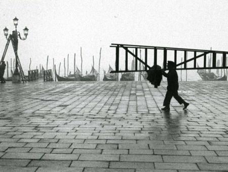 GIANNI BERENGO GARDIN Venezia, anni 50