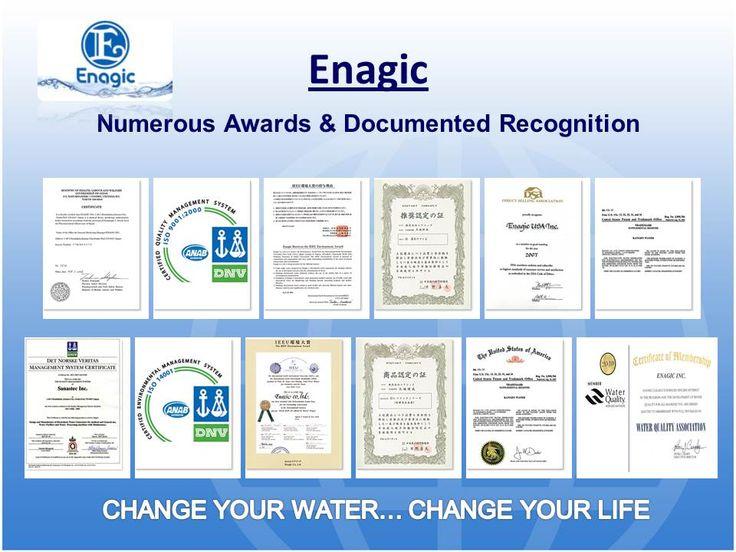 Certificates - Kangen .net - Kangen and Ionized Water Reviews ...