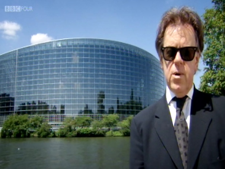 Jonathan Meades on France - The European Parliament