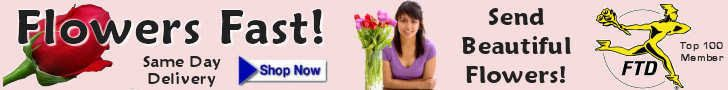 You can order fresh and cut flowers and bouquests for your special occassions and celebrations from this online store. FlowersFast.com - Roses, Lillies, Sunflowers, Plants and Gourmet Gifts. 10% OFF Orders of $60 (Use Code: 10OffFlowers60) Click here!