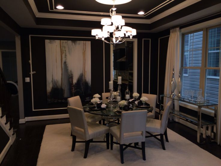 26 Best Images About Dining Rooms On Pinterest Models