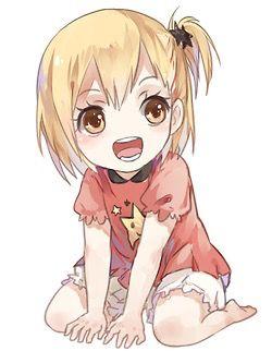 Lucy Heartfilia criança