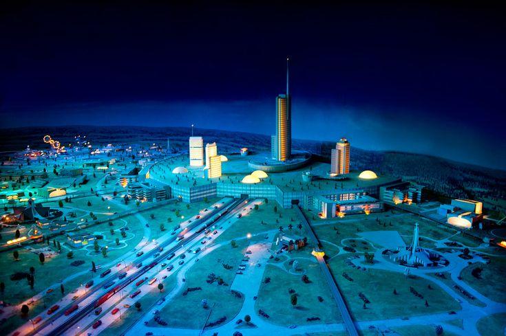 Walt Disney's Progress City