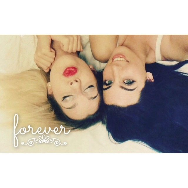 'Forever is just the beginning' Sonia Gómez & Rocío Cabrera