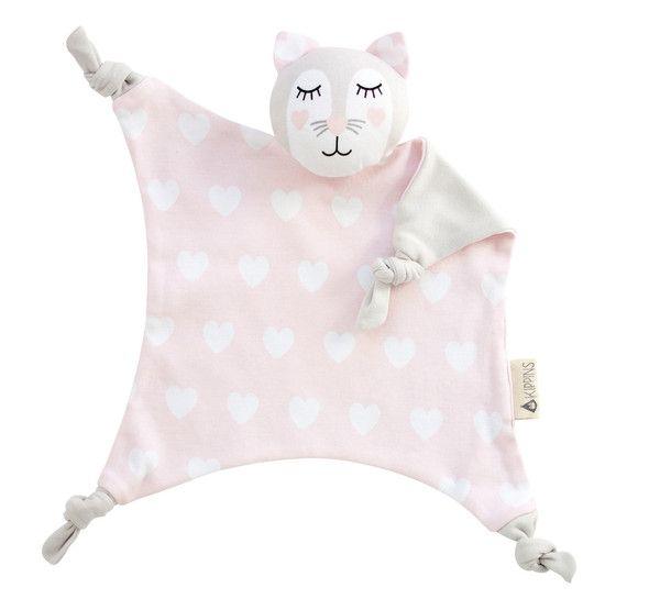 Kitty Kippin comforter - Organic cotton